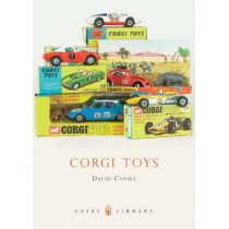 Corgi Toys by David Cooke, 9780747806677