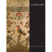 Samplers by Joy Jarrett, 9780747807063