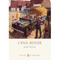 Land Rover by James Taylor, 9780747807261