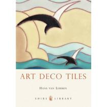 Art Deco Tiles by Hans van Lemmen, 9780747811992