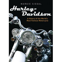 Harley-Davidson by Margie Siegal, 9780747813439