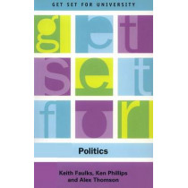 Get Set for Politics by Keith Faulks, 9780748615452