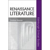 Renaissance Literature by Siobhan Keenan, 9780748625840