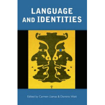 Language and Identities by Carmen Llamas, 9780748635771