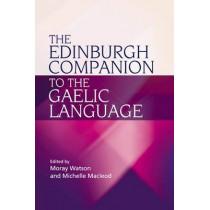 The Edinburgh Companion to the Gaelic Language by Moray Watson, 9780748637096
