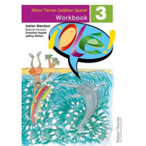 !Ole! - Spanish Workbook 3 for the Caribbean by Adrian Mandara, 9780748792863
