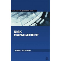 Risk Management by Paul Hopkin, 9780749468385