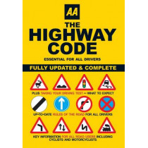 AA the Highway Code by AA Publishing, 9780749552572