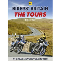 Bikers' Britain - The Tours by Simon Weir, 9780749577360
