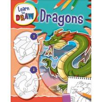Learn to Draw Dragons by Jorge Santillan, 9780750292870