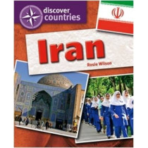 Discover Countries: Iran by Rosie Wilson, 9780750294393