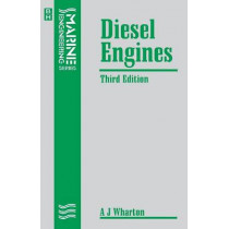 Diesel Engines by A. J. Wharton, 9780750602174