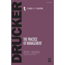 The Practice of Management by Peter Drucker, 9780750685047