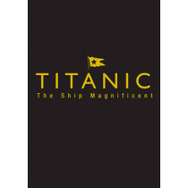Titanic the Ship Magnificent - Slipcase: Volumes One and Two by Bruce Beveridge, 9780750968331