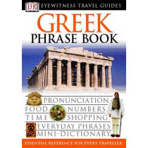 Greek Phrase Book by DK, 9780751320510