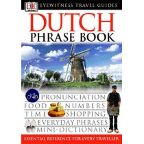 Dutch Phrase Book by DK, 9780751321593