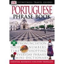 Portuguese Phrase Book by DK, 9780751369885