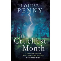 The Cruellest Month by Louise Penny, 9780751547481