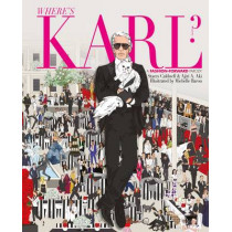 Where's Karl?: A Fashion Forward Parody by Stacey Caldwell, 9780752265773