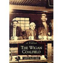 Wigan Coalfield by Alan Davies, 9780752417240