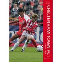 Cheltenham Town FC Since 1970 by Peter Matthews, 9780752431543