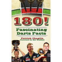 180! Fascinating Darts Facts by Patrick Chaplin, 9780752486116