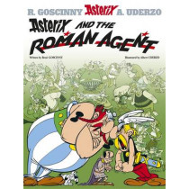 Asterix: Asterix and the Roman Agent: Album 15 by Rene Goscinny, 9780752866338