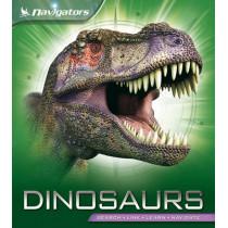 Navigators: Dinosaurs by David Burnie, 9780753434970
