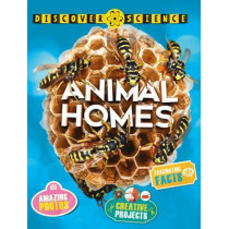 Animal Homes by Angela Wilkes, 9780753473313