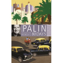 Around The World In Eighty Days by Michael Palin, 9780753823248