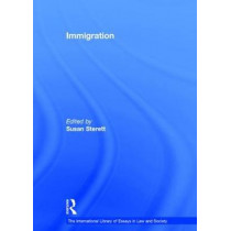 Immigration by Susan Sterett, 9780754624745