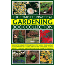 Complete Practical Gardening Book Collection by Andrew Mikolajski, 9780754820208