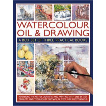 Watercolour, Oil and Drawing by Ian Sidaway, 9780754823810