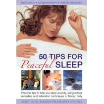 50 Tips for Peaceful Sleep by Tracey Kelly, 9780754826668