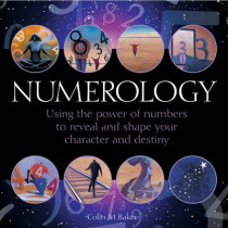 Numerology by Colin Baker, 9780754828709