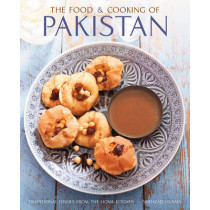 Food and Cooking of Pakistan by Shehzad Husain, 9780754832393