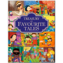 Treasury of Favourite Tales, A by , 9780755495009