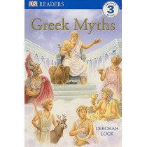 DK Readers L3: Greek Myths by Deborah Lock, 9780756640156