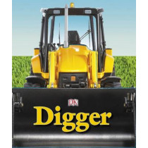 Digger by DK, 9780756652296