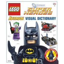 Lego Batman: Visual Dictionary by Daniel Lipkowitz, 9780756697877