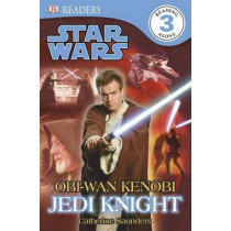 DK Readers L3: Star Wars: Obi-WAN Kenobi, Jedi Knight: Find Out How Obi-WAN Became a Jedi Master! by DK, 9780756698102