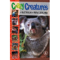 Crazy Creatures of Australia and New Zealand by Joanne Mattern, 9780756901066