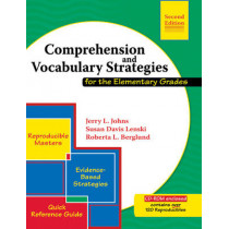 Comprehension and Vocabulary Strategies for the Elementary Grades by Terry Johns, 9780757527982