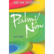 Psalms Now: Third Version by Leslie F. Brandt, 9780758606488