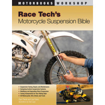 Race Tech's Motorcycle Suspension Bible by Paul Thede, 9780760331408