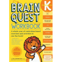 Brainquest Kindergarten Workbook Ages 5-6 by Lisa Trumbauer, 9780761149125