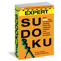Expert Sudoku by Nikoli Publishing, 9780761158356