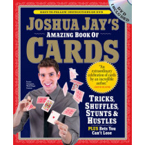 Joshua Jays Amazing Book of Card by Joshua Jay, 9780761158424
