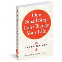 One Small Step Can Change Your Life by Workman Publishing, 9780761180326