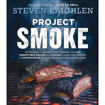 Project Smoke by Steven Raichlen, 9780761181866